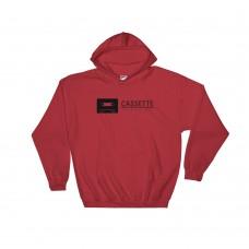 Cassette Logo Hooded Sweatshirt